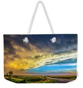 Southwest Nebraska Chase Day 046 Weekender Tote Bag