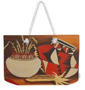 Southwest Pottery Weekender Tote Bag