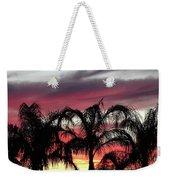 Southwest Sunset Weekender Tote Bag