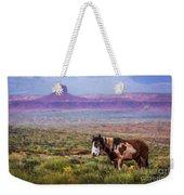 Paint Horse Weekender Tote Bag
