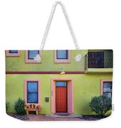 Southwestern - Architecture - Barrio Viejo Weekender Tote Bag