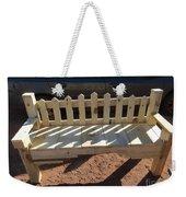 Southwestern Style Bench Weekender Tote Bag
