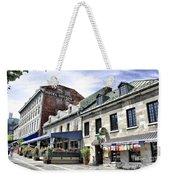 Souvenirs Montreal Weekender Tote Bag