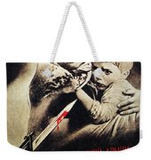 Soviet Poster, 1942 Weekender Tote Bag