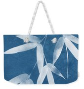 Spa Bamboo 1-art By Linda Woods Weekender Tote Bag