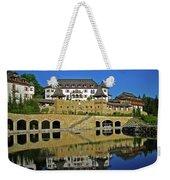 Spa Resort A-rosa - Kitzbuehel Weekender Tote Bag by Juergen Weiss