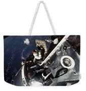 Space: Apollo 9 Weekender Tote Bag
