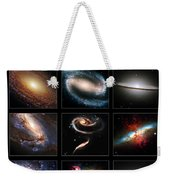 Space Beauties Weekender Tote Bag