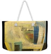 Space Dog Weekender Tote Bag