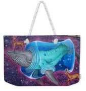 Space Dream Weekender Tote Bag