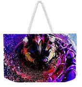 Space In Another Dimension Weekender Tote Bag