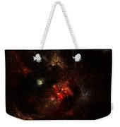 Space Nebula 2 Weekender Tote Bag