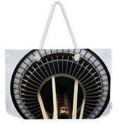 Space Needle- By Linda Woods Weekender Tote Bag