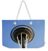 Space Needle Weekender Tote Bag