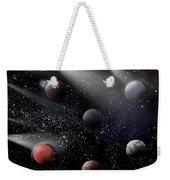 Space Odyssey Weekender Tote Bag