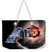 Space Pirates Weekender Tote Bag