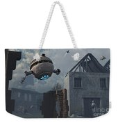 Space Probes And Androids Survey An Weekender Tote Bag by Mark Stevenson