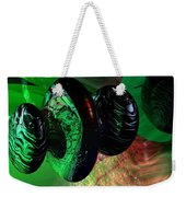Space Reflections Weekender Tote Bag