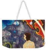 Space Serenity Weekender Tote Bag