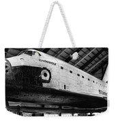 Space Shuttle Endeavour 2 Weekender Tote Bag