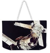 Space: Skylab 3, 1973 Weekender Tote Bag