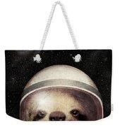 Space Sloth Weekender Tote Bag