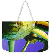 Space Station Weekender Tote Bag
