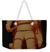 Space Suit Weekender Tote Bag