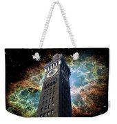 Space-time Weekender Tote Bag