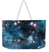 Space003 Weekender Tote Bag by Svetlana Sewell