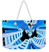 Spaced Weekender Tote Bag
