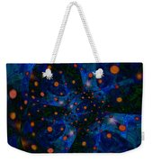 Spacey  Weekender Tote Bag