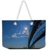 Spacious Skies Weekender Tote Bag