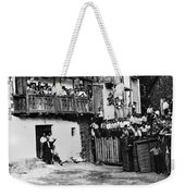 Spain: Bullfight Weekender Tote Bag