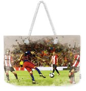 Spain Spanish Super Cup Weekender Tote Bag