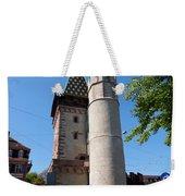 Spalentor In Basel Switzerland Weekender Tote Bag
