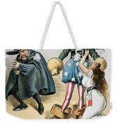 Spanish-american War, 1896 Weekender Tote Bag