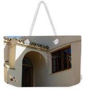 Spanish Archway Weekender Tote Bag