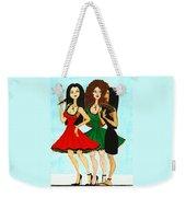 Spanish Girls Weekender Tote Bag