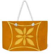 Spanish Gold Rectangle Weekender Tote Bag