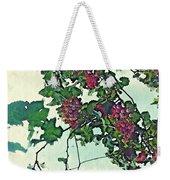 Spanish Grapes Weekender Tote Bag