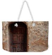 Spanish Mission Doorway Weekender Tote Bag