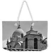 Spanish Mission Weekender Tote Bag