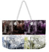 Spanish Moss Beauty Of Color Weekender Tote Bag