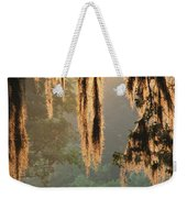 Spanish Moss In The Morning Weekender Tote Bag