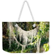 Spanish Moss Over The Swamp Weekender Tote Bag