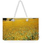 Spanish Sunflowers Weekender Tote Bag