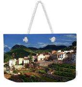 Spanish Terraces Weekender Tote Bag