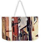 Spanish Town Weekender Tote Bag