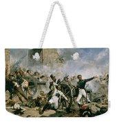 Spanish Uprising Against Napoleon In Spain Weekender Tote Bag